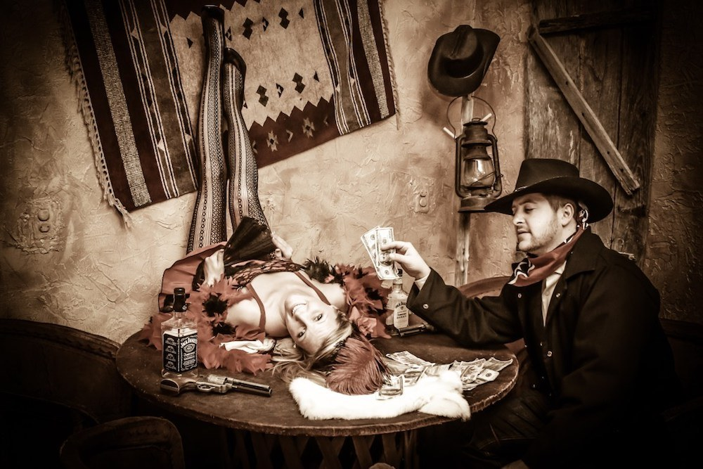 Old Time Photos in Pig...